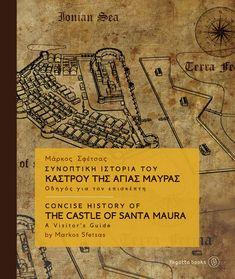 Οδηγός για τον επισκέπτη Ο οδηγός αυτός έχει σκοπό να περιγράψει με αρκετά σύντομο και περιεκτικό τρόπο την ιστορία ενός από τους ελάχιστους επισκέψιμους αρχαιολογικούς χώρους της Λευκάδας αποτελώντας έναν εύχρηστο οδηγό για τον επισκέπτη του. Maps, Castle, History, Books, Historia, Libros, Blue Prints, Book, Castles