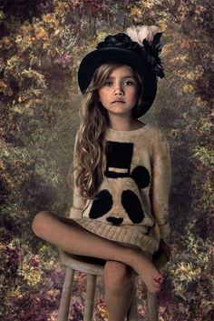 My future daughter? (Ignore the fact that she looks nothing like me.)