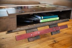 Quirky Cassette Tape Coffee Tables Add a Touch of Nostalgia to Any Room - My…