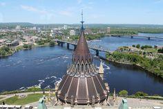 Parlament, Ottawa, Kanada - 6 Tipps für die kanadische Hauptstadt Ottawa