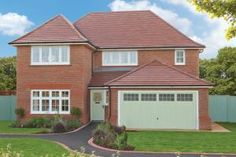 Visit Farndon Meadow, a stunning new Redrow development in Farndon, Cheshire. We have beautiful 4 bedroom homes available. Find your dream home today! Redrow Homes, New Build Developments, New Homes For Sale, New Builds, My Dream Home, Countryside, Shed, Exterior, Outdoor Structures