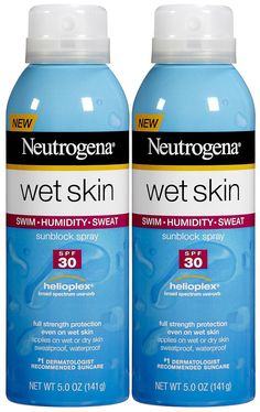 Head over to your nearest Target to pick up CHEAP Neutrogena Wet Skin Sunscreen Spray! This is a great deal with Summer around the corner!   Click the link below to get all of the details  ► http://www.thecouponingcouple.com/cheap-neutrogena-wet-skin-sunscreen-spray-at-target/
