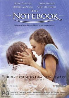 Rent The Notebook starring Ryan Gosling and Rachel McAdams on DVD and Blu-ray. Get unlimited DVD Movies & TV Shows delivered to your door with no late fees, ever. One month free trial! Streaming Movies, Hd Movies, Movies Online, Movies And Tv Shows, Hd Streaming, Nicholas Sparks, Rachel Mcadams, Ryan Gosling, Gena Rowlands