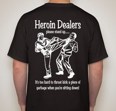 SHOOT YOUR LOCAL HEROIN DEALER | feel free to buy me this ...