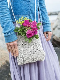 Ravelry: Cliff Rose pattern by Emily Nora O'Neil