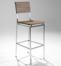 Urban Bar Stools l Eco Chic High Dining Chairs l Breakfast Bar Stools