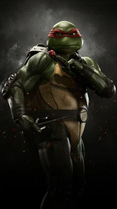 Injustice 2, Ninja Turtles Art, Teenage Mutant Ninja Turtles, Mortal Kombat, Iphone Wallpapers, Ninja Turtle Tattoos, Bane Batman, Supergirl Superman, Dope Cartoon Art