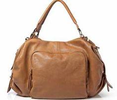 Emily Medium Leather Satchel Bag: love it
