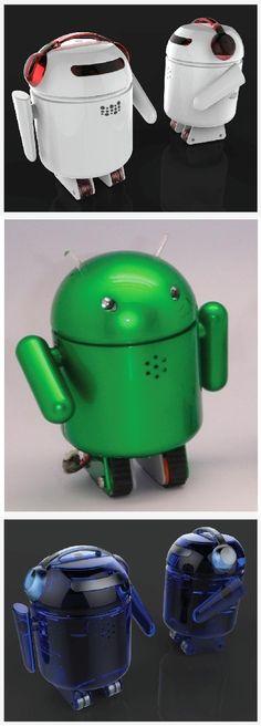 ★♥★ #BERO , #robot inspiré de #Google Android, qui peut être programmé pour faire pratiquement tout ce que vous voulez  Il fonctionne avec périphériques #Bluetooth compatible #iOS ( #iphone #ipad #ipod ) ainsi que  #appareils #Android  Vous pouvez l'obtenir ici: http://kck.st/Vx5NYc  Bailleur de fonds à $46,671 - objectif promis $38,900 par Reality #Robotics Ltd   #Tech #Gadgets #Gadget #Social #Media #SocialMedia #tool #design #designer #modern #Stuff #truc #tricks #tips   #RealityRobotics
