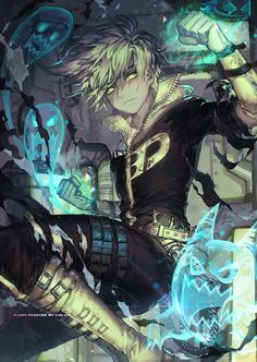 Going ghost by kawacy.deviantart.com on @DeviantArt I totally had a crush on Danny growing up