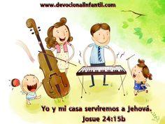 Josue 24:15b