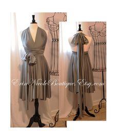 Bridesmaid dresses for Megan's wedding - peacock, corona blue, and plum