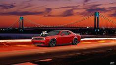 Dodge Challenger 2109 3DTuning