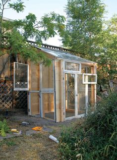 Another Window Greenhouse.
