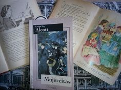 Mujercitas. Louisa May Alcott - Páginas Colaterales / Blog de lectura