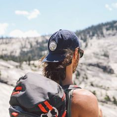 Story  The strength of granite, the power of glaciers, the persistence of life, and the tranquility of the High Sierra. The National Park Service turns 100 in 2016, so Huckberry teamed up with Ohio-based illustrator, Joshua Minnich, to put together an exclusive line of products featuring some of our favorite parks. Show your love for the outdoors and American heritage while you're out there on the trail with a Yosemite Trail Cap. Features  Huckberry National Park Patch on front panels…