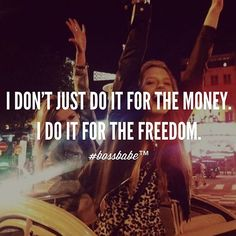 Random truth to appreciate: There will be millions of business women having fun tonight with the money they've made. Awesome huh? Join the #Bossbabe Netwerk (Click The Link In Our Profile Now! ) Follow @bossbabealex & @millennialrichgirl now for more inspo!