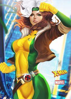 Rogue #AnnaPaquin #Xman #cosplay #costume #Marvelcomic #comic #hero