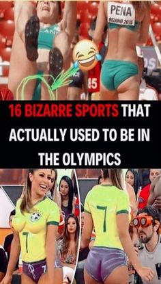 16 Bizarre Sports That Actually Used to Be in the Olympics 2018 Winter Olympic Games, 2018 Winter Olympics, Long Jump, High Jump, Minion Jokes, Athletic Events, Olympic Sports, Weird World, Track And Field