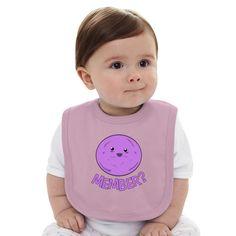 Member Berries Baby Bib