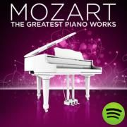 """Sonata No. 11 in A Major for Piano, K. 331, """"Turkish March"""": I. Tema con variazioni: Andante grazioso, a song by Wolfgang Amadeus Mozart, Ingrid Haebler on Spotify"""