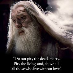 #Truth #HarryPotter #Dumbledore
