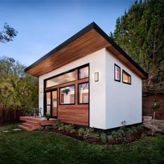 """Avava+unveils+tiny+house+that+represents+a+""""completely+new+way+to+do+prefab"""" San Francisco-based Avava Systems has created a prefabricated micro dwelling with components that are shipped in flat-packed boxes, to enable easier transportation and assembly"""