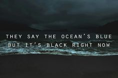 "- from ""Drown"" a solo song by Tyler Joseph. I absolutely adore this song. ;___;"