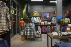 Emerald Water Anglers store by Blackmouth Design, Seattle – Washington » Retail Design Blog