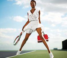 Tennis-Inspired via @selfmagazine #ourskinnygear #skinisin
