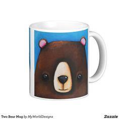 Two Bear Mug