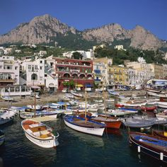 Capri, Campania, Italy, Europe