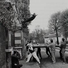 Yves Klein, Saut dans Le Vide (Leap into the Void)