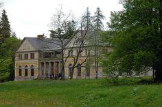 Das Schloss #Wilhelmsthal. Foto: Heiko Kleinschmidt