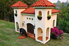 Doggie Mansion...