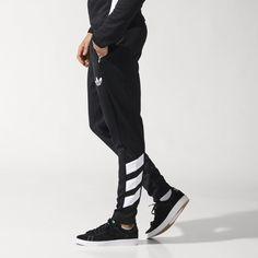 Pantalon Deportivo Chupin Negro Original