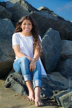 Senior+Portrait+Poses | high school senior portrait at newport beach sarah souza liebel posing ...