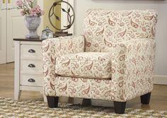 Lucretia Sand Accent Chair