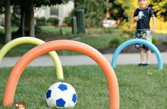 How to play cool games and make fun summer crafts using foam pool noodles. You and your kids will have so much fun with these pool noodle activities, decorating…