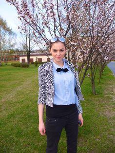 ŁODZ - fashion week poland, day 3, 04/21/12