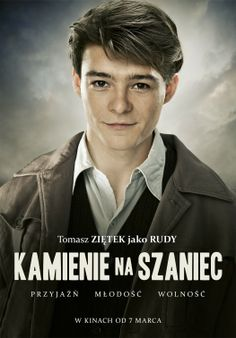 High resolution official theatrical movie poster ( of for Stones for the Rampart [aka Kamienie na szaniec]. Image dimensions: 1494 x Polish Films, Warsaw Uprising, Series Movies, Face Claims, Great Movies, Book Worms, World War, Acting, Cinema