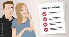 liste achat bebe