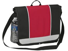 Top Flap Messenger Bag at Conference Bags | Ignition Marketing Corporate Gifts