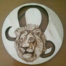 """Zodiac """"Lion"""""""