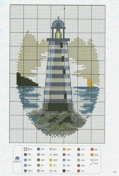 вышивка маяк схема: 22 тыс изображений найдено в Яндекс.Картинках