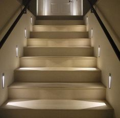 Indoor Stair Lighting