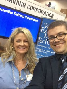 Sharon Acord and Devin Passage of STC's San Francisco Office Attend Farmers Championship 2014.