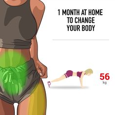 Home workouts that will transform your body Summer Body Workouts, Body Workout At Home, At Home Workout Plan, 30 Day Fitness, Fitness Workout For Women, Heath And Fitness, Slim Thick Workout, Gym Workout Videos, Daily Exercise Routines