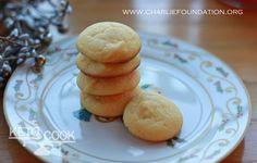 Cream Cheese Cookies shared on https://www.facebook.com/NoBunPlease