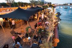4) Beach and BBQ in west Paris WHAT: LA PASSERELLE EXPECT: Balinese beach deco, cocktails, barbecue, 45 min. metro ride WHERE: 52, Quai du ...